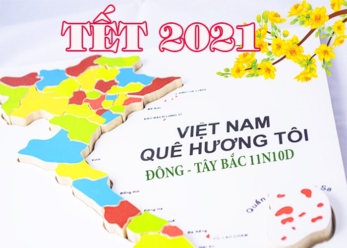 [TẾT 2021] ĐÔNG - TÂY BẮC 11N10D